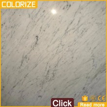 Factory Price Marble And Stainless Steel Tile/Square White Marble