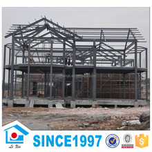 Made In China Low Cost Lightweight Construction Steel House Framing