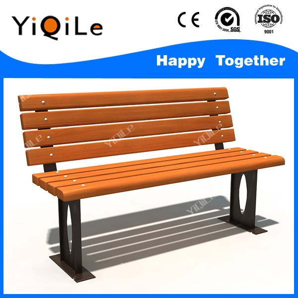 Metal park bench with good features--YiQiLe Guangzhou