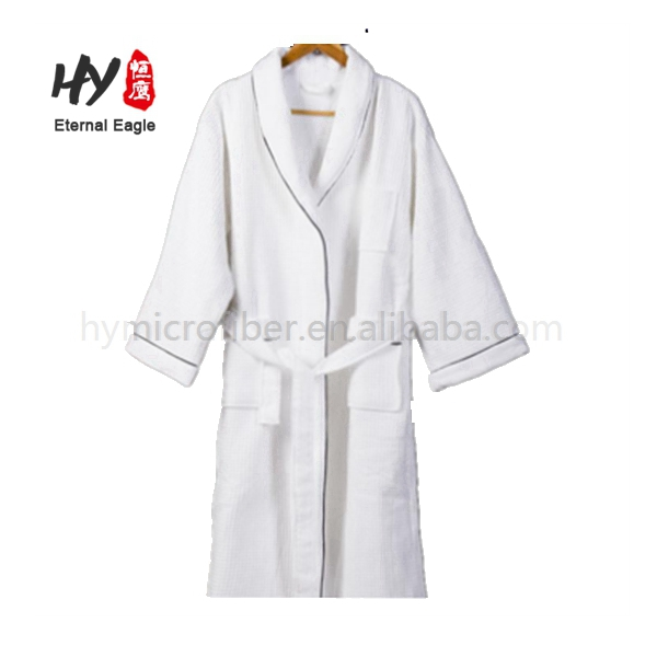 Bulk factory custom hotel bath robe