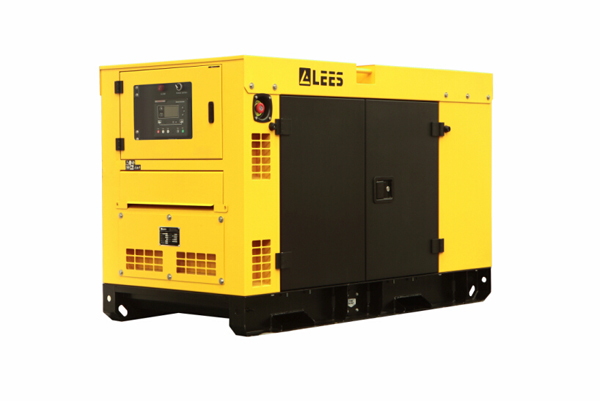 19kva genset with canopy super silent diesel generator set