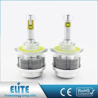 Quality Guaranteed High Brightness Ce Rohs Certified Cg125 Chrome Led Motorcycle Headlight Wholesale