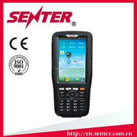 WIFI Equipped Industrial PDA/Mobile Phone with RFID and Barcode Scanner