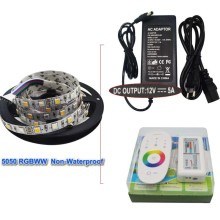 Original MEAN WELL IRL-RGBW-01 Flexible RGBW LED light strip