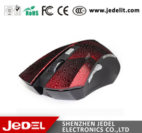 JW 505 Promotional ergonomic 3D mouse wireless mouse