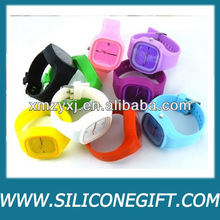 Wholesale Silicone jelly watch,Fashion Candy Silicone Rubber Jelly Gel Quartz Analog Sports Wrist Watch