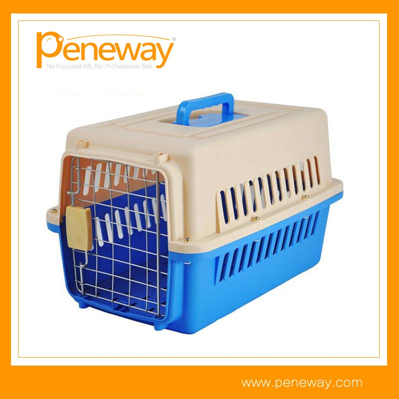 Plastic Indoor Durable Dog Cage Decorative Dog Kennel