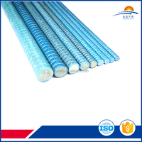 Glass fiber factory reinforcing bar