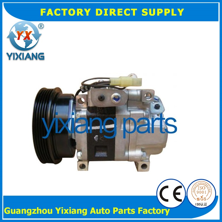 BK6E-61-K00H12A0AH4JU auto 12v dc air conditioner compressor types