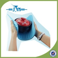FDA/LFGB kitchen silicone heat-resistant mat with low price