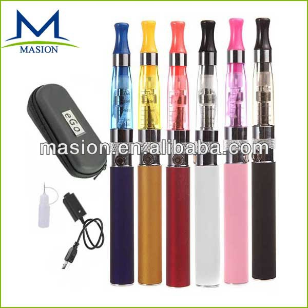 High quality CE4+ clearomizer replaceable coil easy to clean huge vapor e cigarette for sale