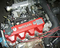 JDM USED ENGINE FOR CAR NISSAN E15 TURBO SUNNY SENTRA
