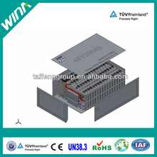 48v 100ah Lithium Ion Li-ion Battery Rechargeable LiFePO4 in Battery Cell