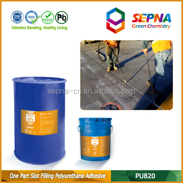 Safe Construction Chemicals Raw Materials PU Joint Sealants