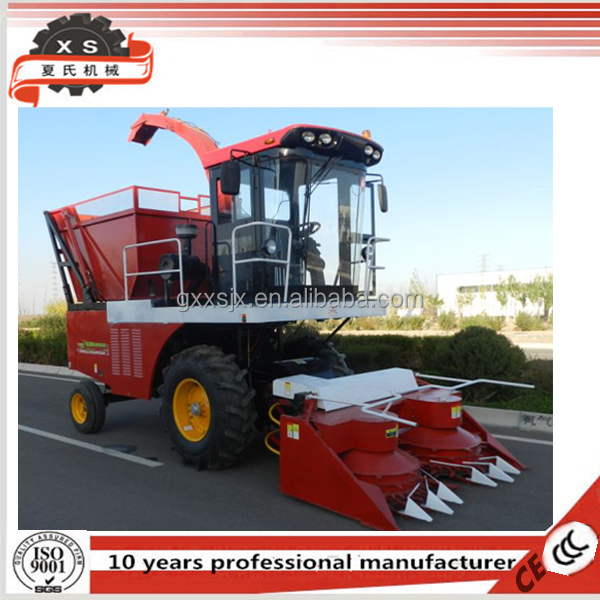 Hot sale corn straw forage harvester 4QZ-2300 factory produce directly
