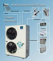 heating pump controller used heat pumps for sale