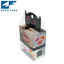 Best design square pp plastic packaging box for gift