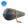Long span marine Salvage ship launching lifting rubber air bag