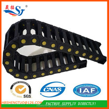 cnc top covers openable nylon cable carrier chains