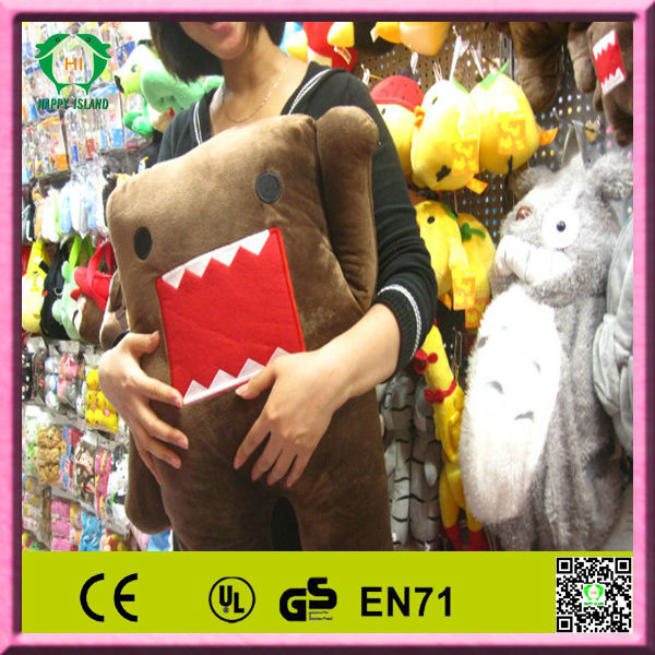 Best Quality custom plush toy domo kun