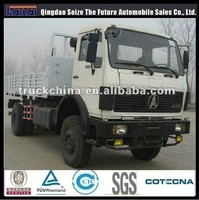 Beiben 4x2 Diesel type lorry truck price China manufacture cargo truck for sale