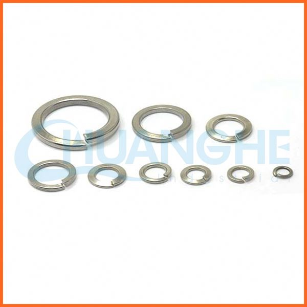 China high quality double coil spring washer