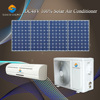 12000BTU 18000BTU DC48v 100% portable solar powered air conditioner