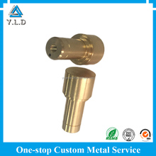 Quality-oriented Manufacturing Custom Brass Turning CNC Parts