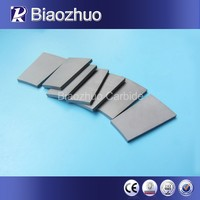High quality China carbide plate, hard metal plate