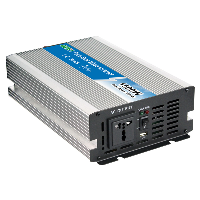 1500w Pure Sine Wave 12v DC to 220v AC Inverter Good Quality with Best Price