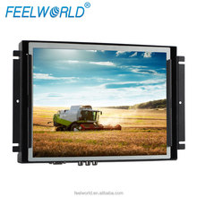 12.1 inch open frame touch screen rack mount vga monitor