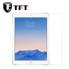 Factory Stock!!! 0.33MM/0.4MM High Quality Clear Anti-explosion Tempered Glass Screen Protector For Ipad 2/3/4