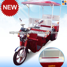 Mainbon tricycle for india market with ABS roof.