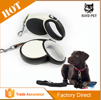 New Retractable Dog Leash with Smooth Leash