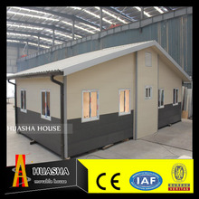 2017 new selling model Prefabricated luxury villa for sale made in china