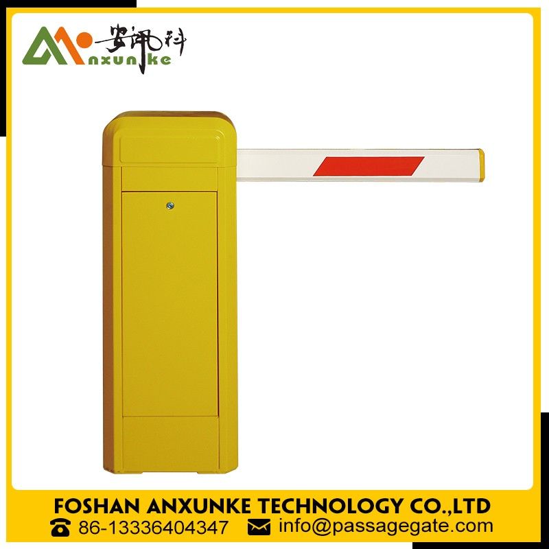 China intelligent parking electronic automatic traffic barrier gate