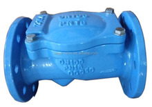 Flexible Check Valve DIN3202 F6 Rubber Check Valve Tilting Disc Check Valve