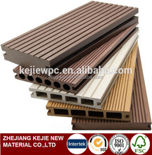 high quality outdoor WPC composite decking WPC composite wood decking cheapest price outdoor WPC wood plastic composite decking