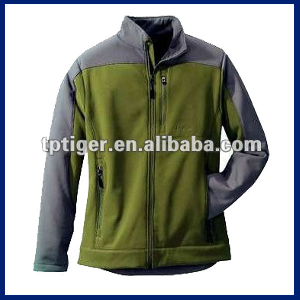 Fashion soft shell jacket - Waterproof & breathable
