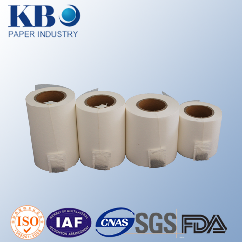 16.5g/m2 125mm tea bag filter paper