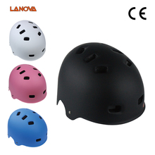 2017 latest fashion top design novelty skating helmet W-003