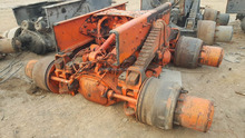 Used Mercedes benz Truck Axle