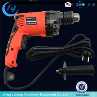 12V Cordless Electric Drill with Flashlight