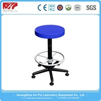 industrial lab stool and chairs,laboratory stool with wheels