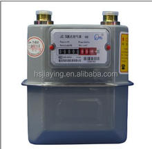 2017 hot model natural gas diaphragm G1.6/G2.4/G.4 gas meter