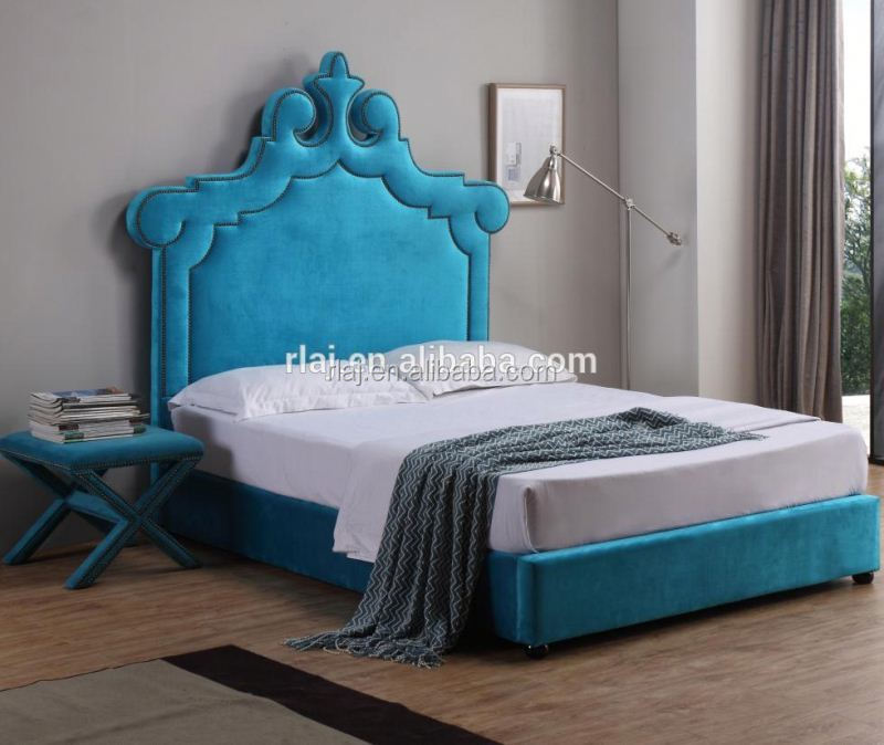 Modern living room furniture peacock bed with perfect details and good price quality