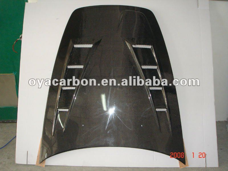 Carbon fiber Auto parts front Hood for honda s2000
