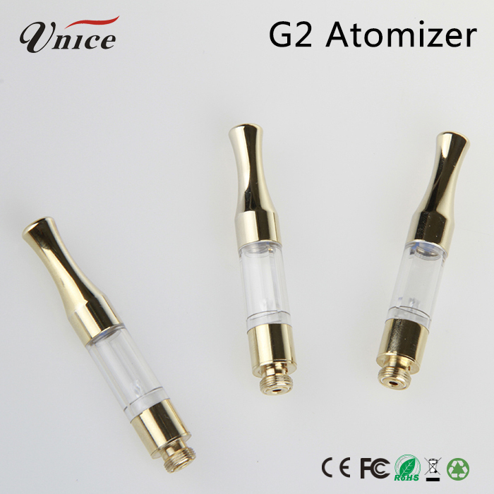 G2 Plastic mouthpiece cbd oil cartridge 510 wick cbd tank in stock