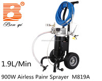 airless paint machine gun/spray painting equipment/spray coater