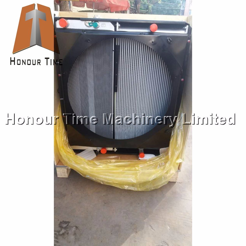 378-6176 433-1671 E320D Hydraulic oil cooler E320D Radiator for original excavator parts